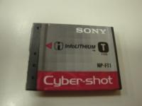 Carregador i bateria per a càmera de fotos SONY CYBERSHOT
