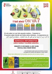I tot això ON VA?
