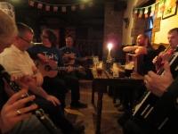Classes de música Irlandesa