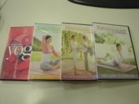 DVDs de gimàstica i ioga